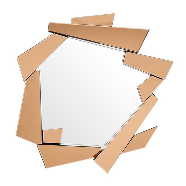 Spiegel Cellino goud