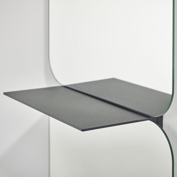Taille Deknudt design spiegel
