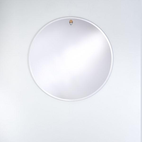 Globino ronde design spiegel