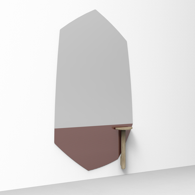 Faux Metal Spiegel Exclusief Design