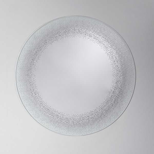 Fade Transparante Design Spiegel