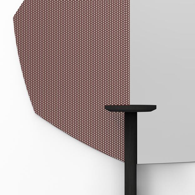 Faux Table Zwart voor Design Faux Spiegel