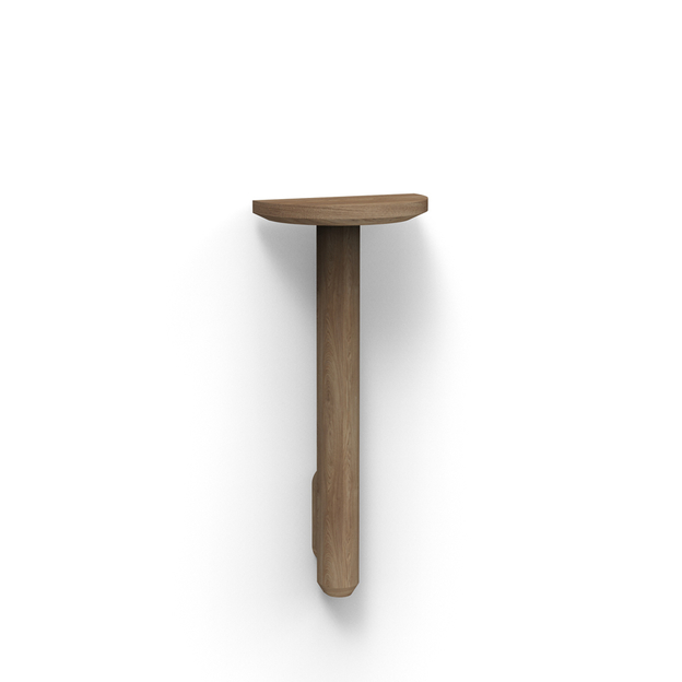 Faux Table Natural voor Faux Spiegel Deknudt collectie