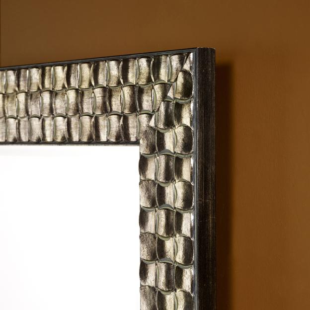 Almeria Silver Mirror