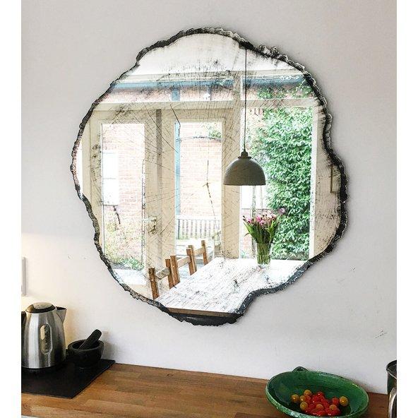 Grote wandspiegel Arbo van Deknudt Mirrors