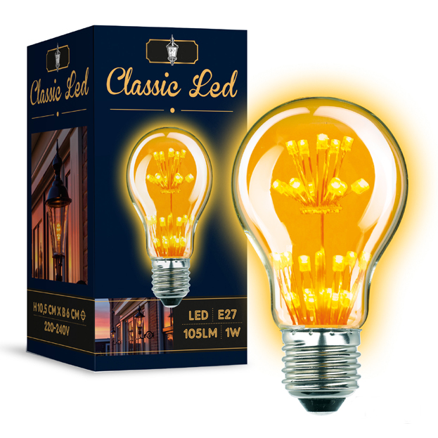 Klassieke Led lamp bij Usi Maison