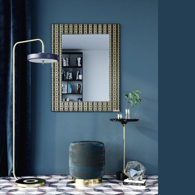 Zifara gold design spiegel Deknudt Mirrors