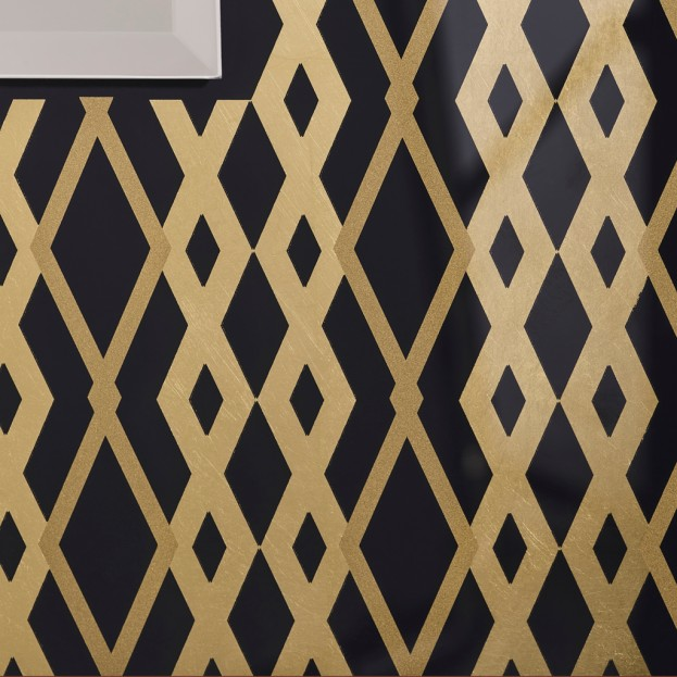 Zifara Gold Spiegel Patroon