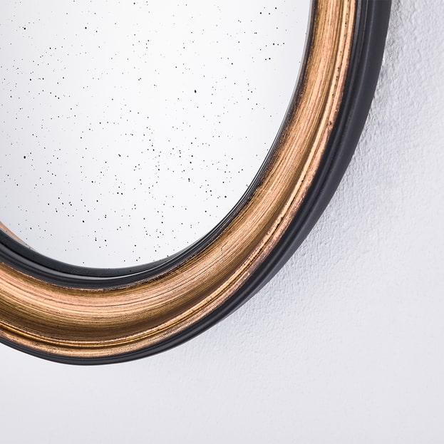 Convex Gold Hoek Uitvergroot Detail