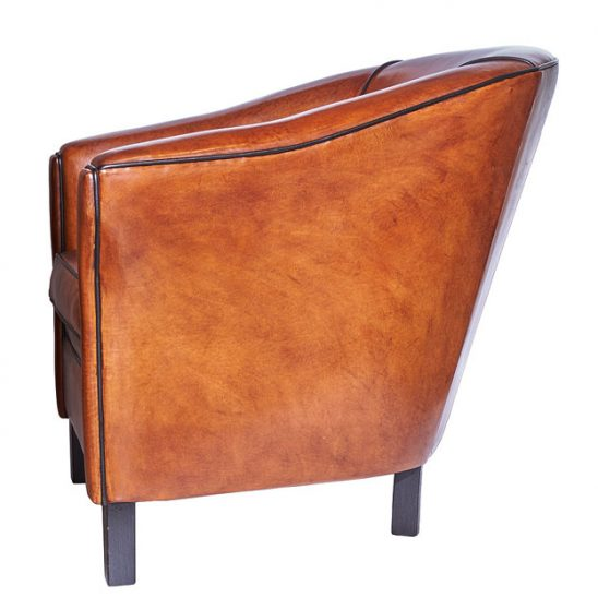 Richmond Art Deco club chair