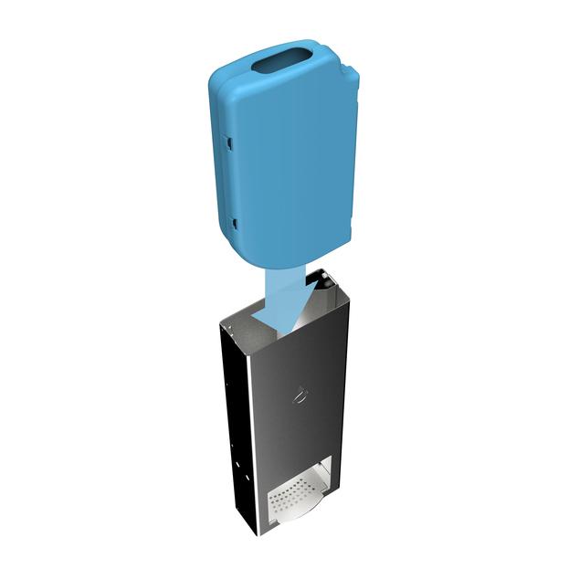 Santifox Dispenser Bijvullen Zeep Desinfectiemiddel